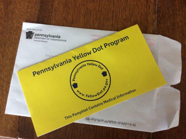 Yellow Dot Program review